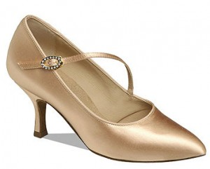 ladies standard dance shoe
