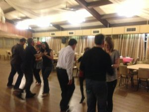 Lansvale Dance Classes Bachata and Salsa - Partnering Up