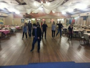 Lansvale Salsa and Bachata Latin Dance Lessons - Warm up