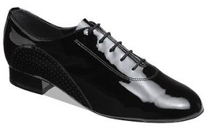 mens standard dance shoe