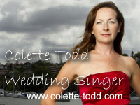 Collette Todd Wedding Singer